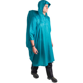 Sea to Summit Ultra-Sil Nano Tarp Poncho blue